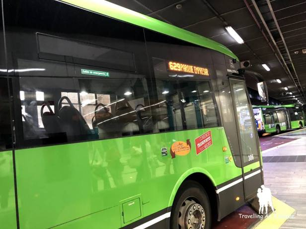 bus to outlet 01